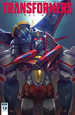 Transformers: Till All Are One #12
