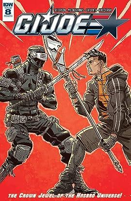 G.I. Joe (2016-2017) #8