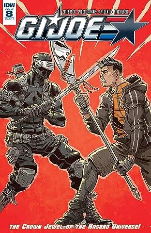 G.I. Joe (2016-) #8