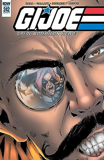 G.I. Joe: A Real American Hero #242