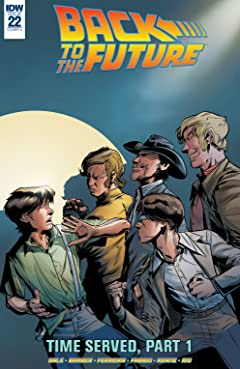 Back to the Future #22