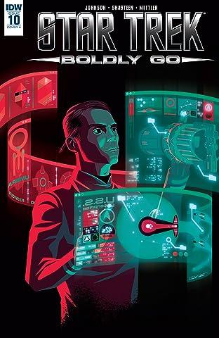 Star Trek: Boldly Go #10