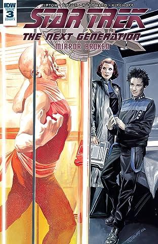 Star Trek: TNG: Mirror Broken No.3