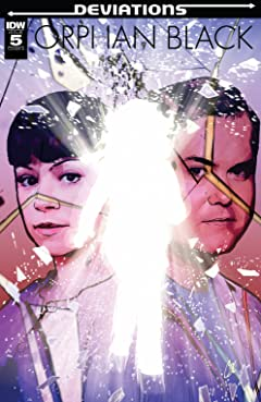 Orphan Black: Deviations #5 (of 6)