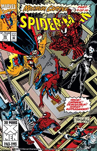 Spider-Man (1990-1998) No.35