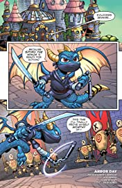Skylanders: Spyro & Friends Quarterly: FULL BLAST
