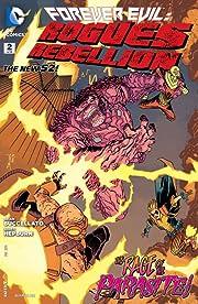 Forever Evil: Rogues Rebellion (2013-2014) No.2 (sur 6)
