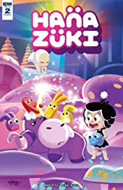 Hanazuki: Full of Treasures #2