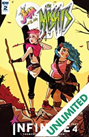 Jem and the Holograms: The Misfits: Infinite #2