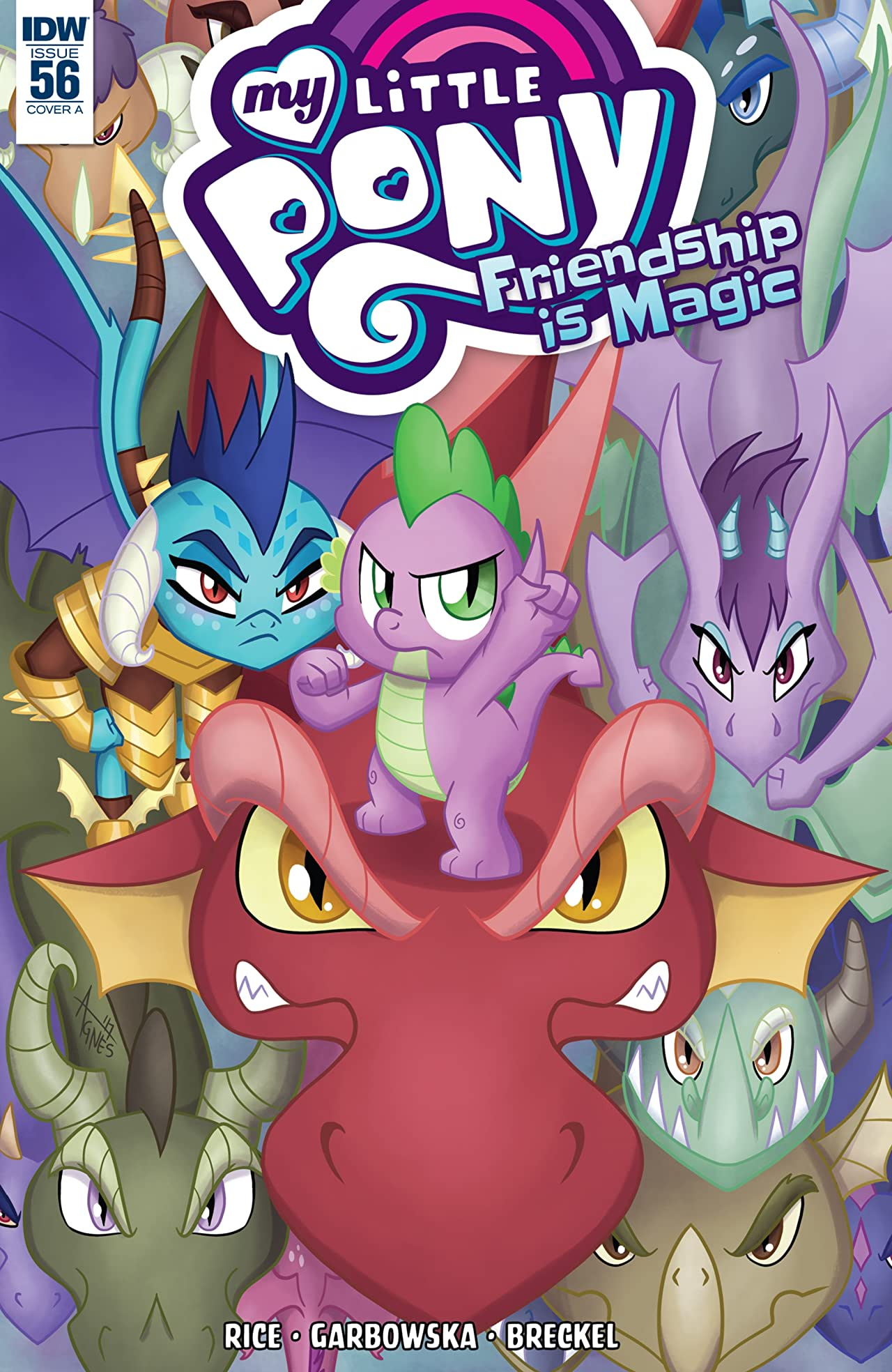 My Little Pony: Friendship is Magic #56