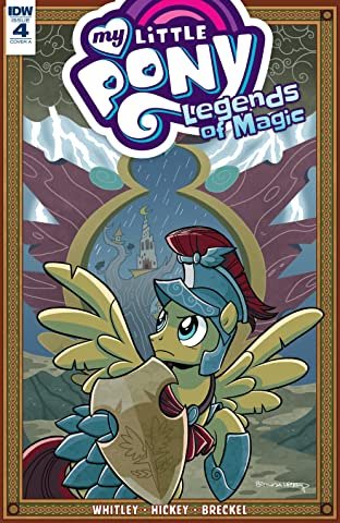 My Little Pony: Legends of Magic #4