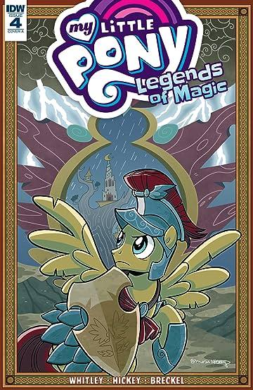 My Little Pony: Legends of Magic #4