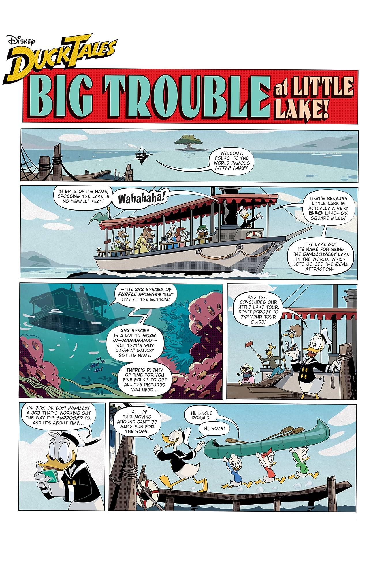DuckTales #0
