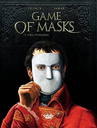 Game of Masks Vol. 1: The Stingray