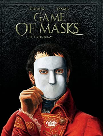 Game of Masks Tome 1