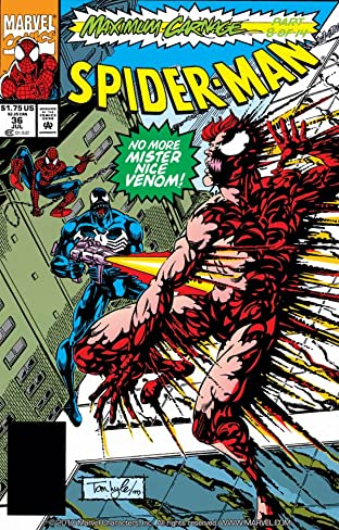 Spider-Man (1990-1998) No.36