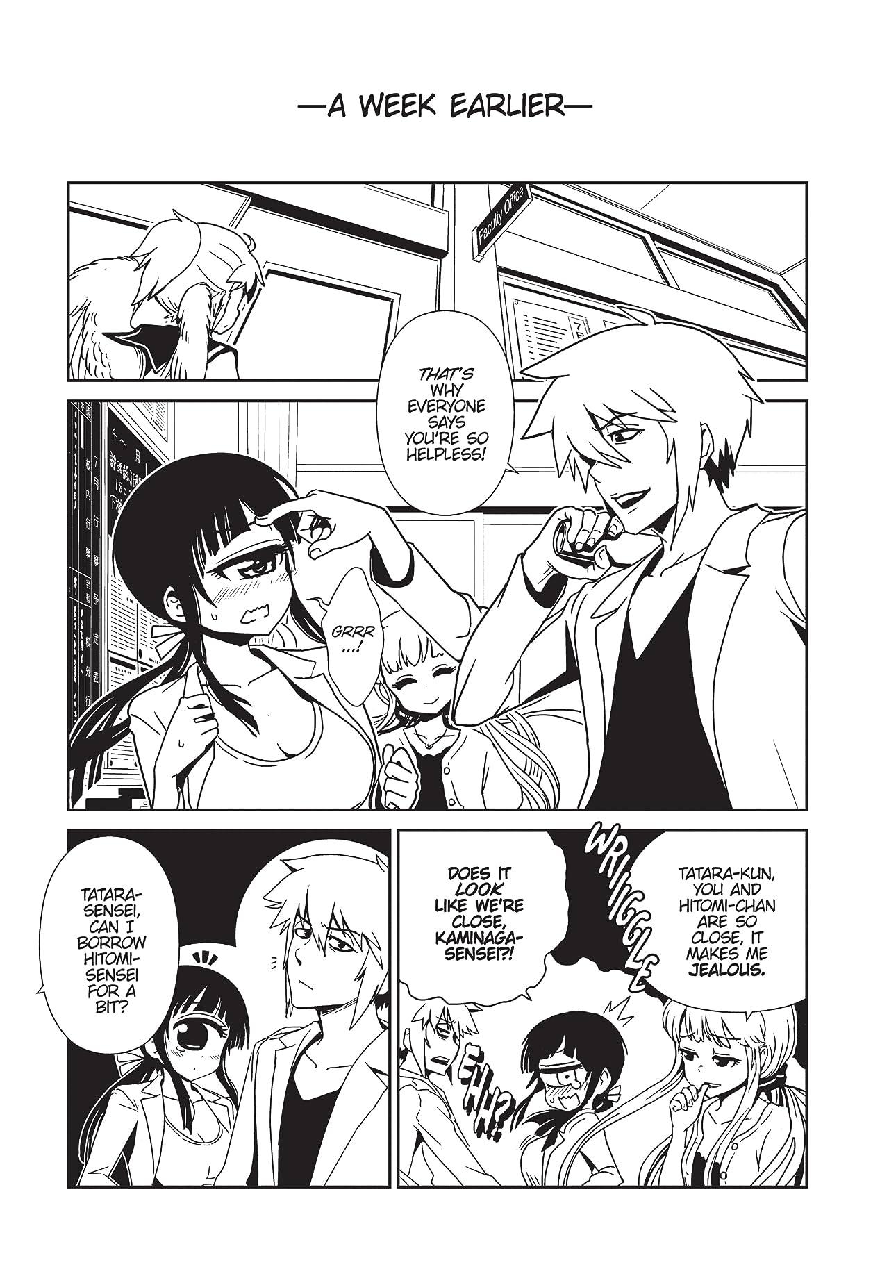 Nurse Hitomi's Monster Infirmary Vol. 6