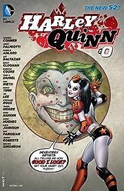 Harley Quinn (2013-2016) #0