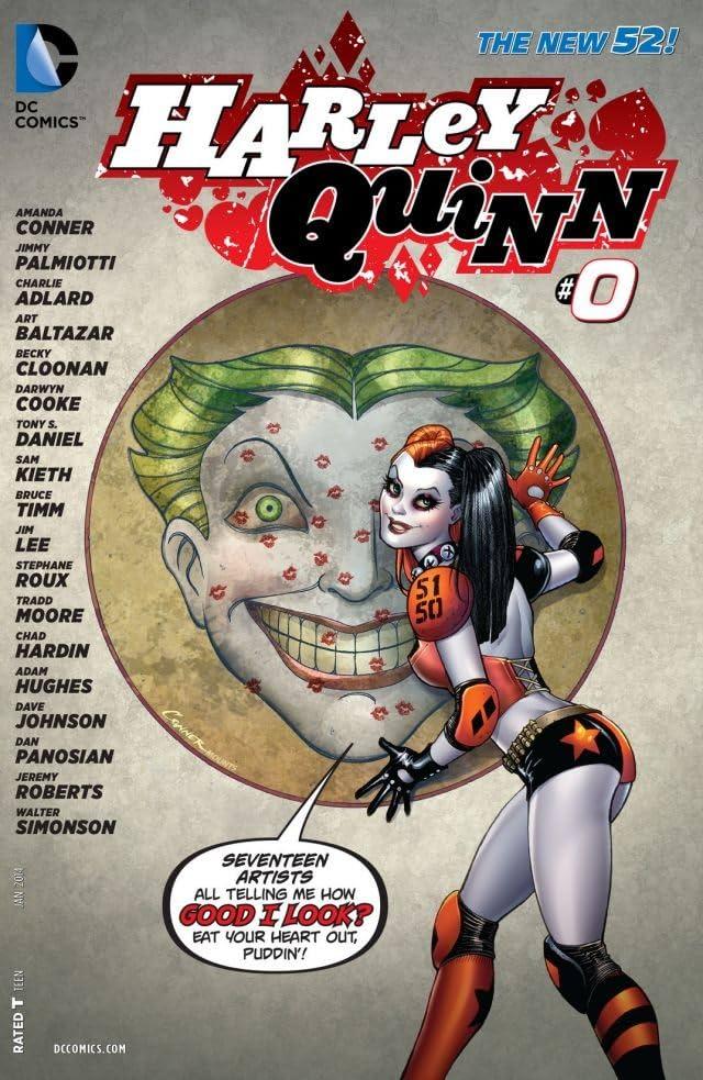 Harley Quinn (2013-) #0