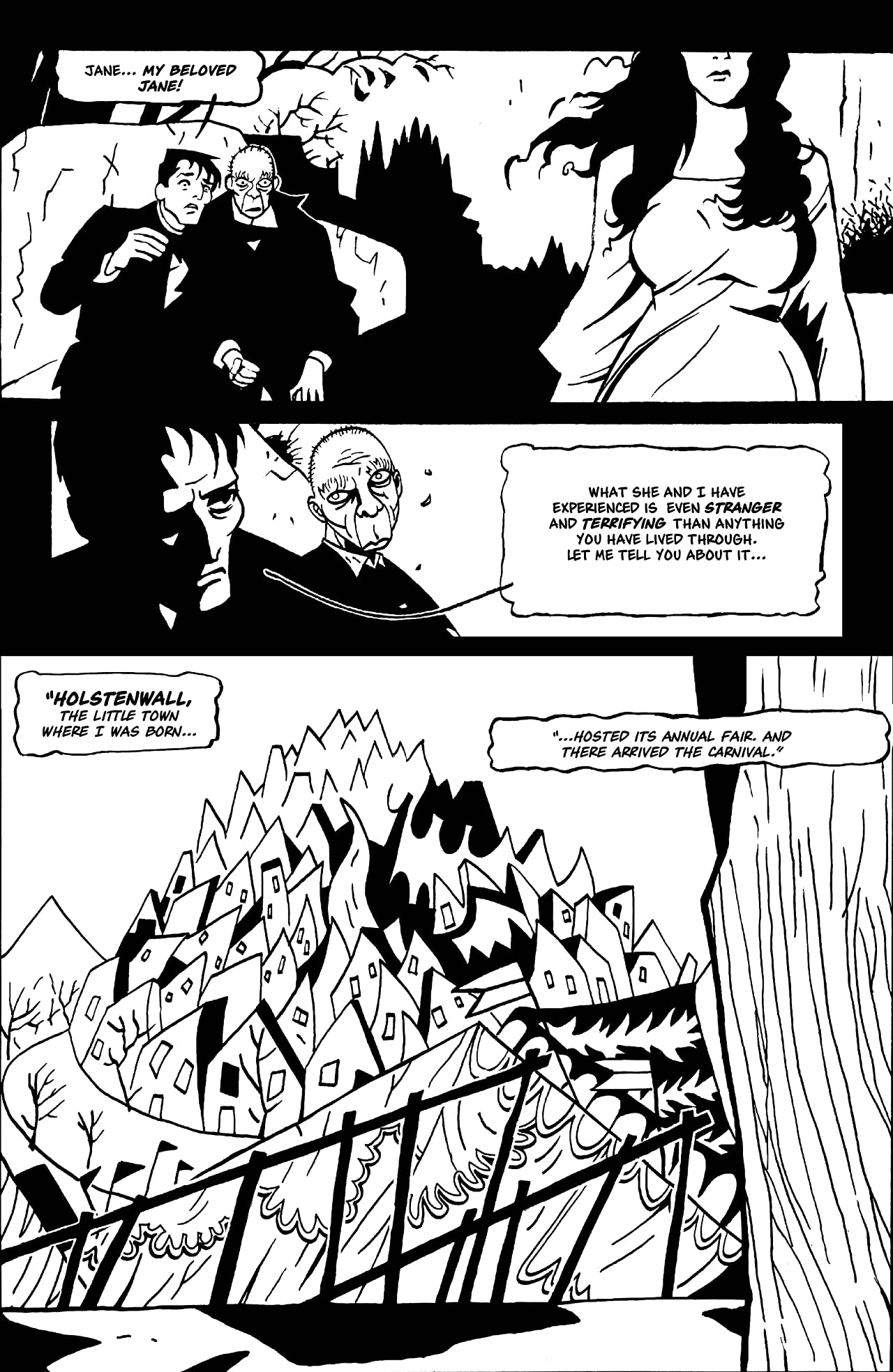The Cabinet of Doctor Caligari #1