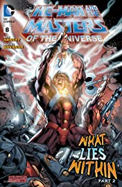 He-Man and the Masters of the Universe (2013-2014) #8