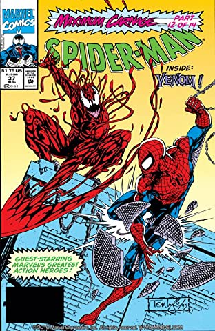 Spider-Man (1990-1998) No.37