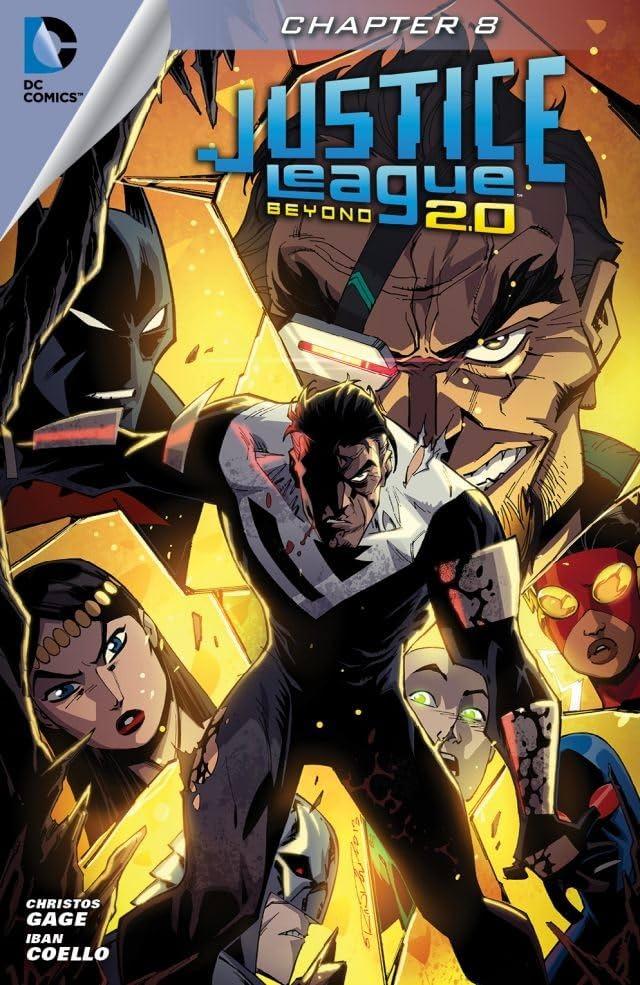 Justice League Beyond 2.0 (2013-2014) #8