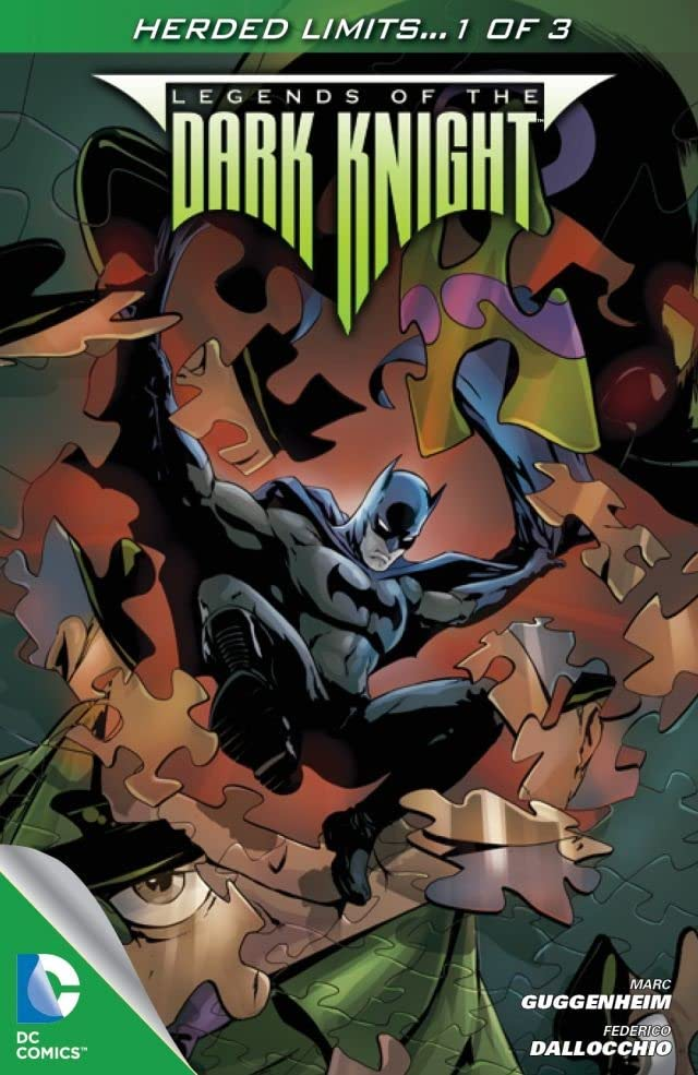 Legends of the Dark Knight (2012-2015) #77