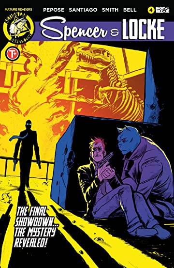 Spencer & Locke No.4