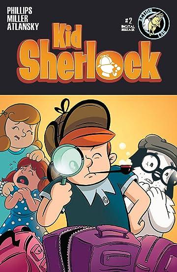 Kid Sherlock #2