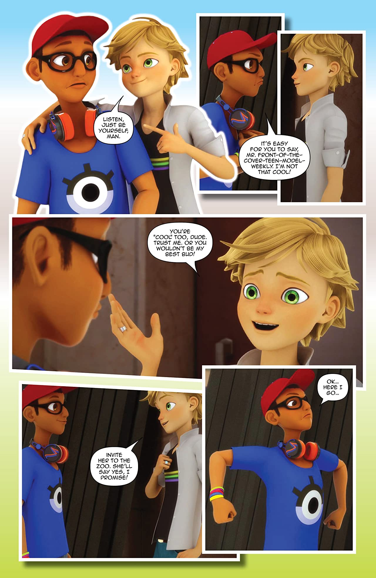 Miraculous: Tales of Ladybug and Cat Noir #15