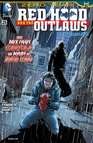 Red Hood and the Outlaws (2011-2015) #25