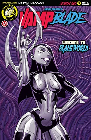 Vampblade Season 2 No.5