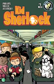 Kid Sherlock #1
