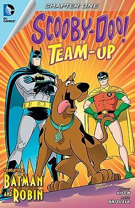 Scooby-Doo Team-Up (2013-) #1