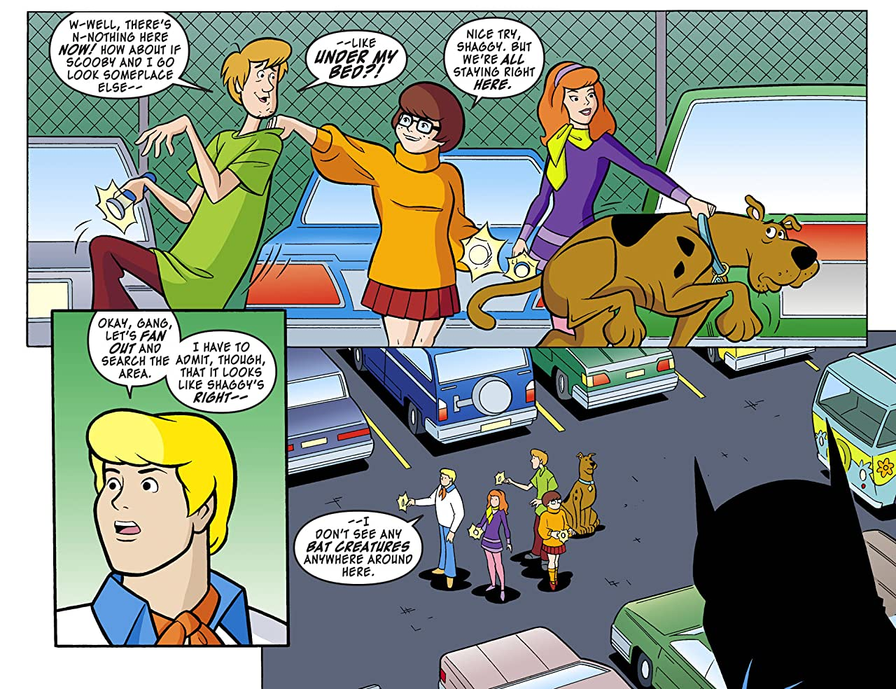 Scooby-Doo Team-Up (2013-) #1