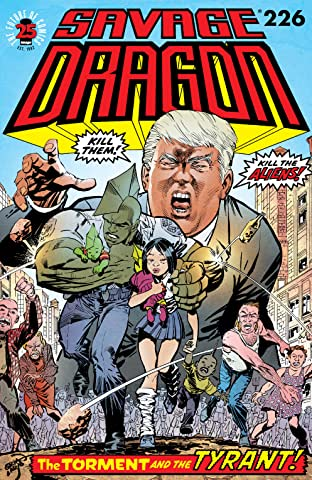 Savage Dragon #226