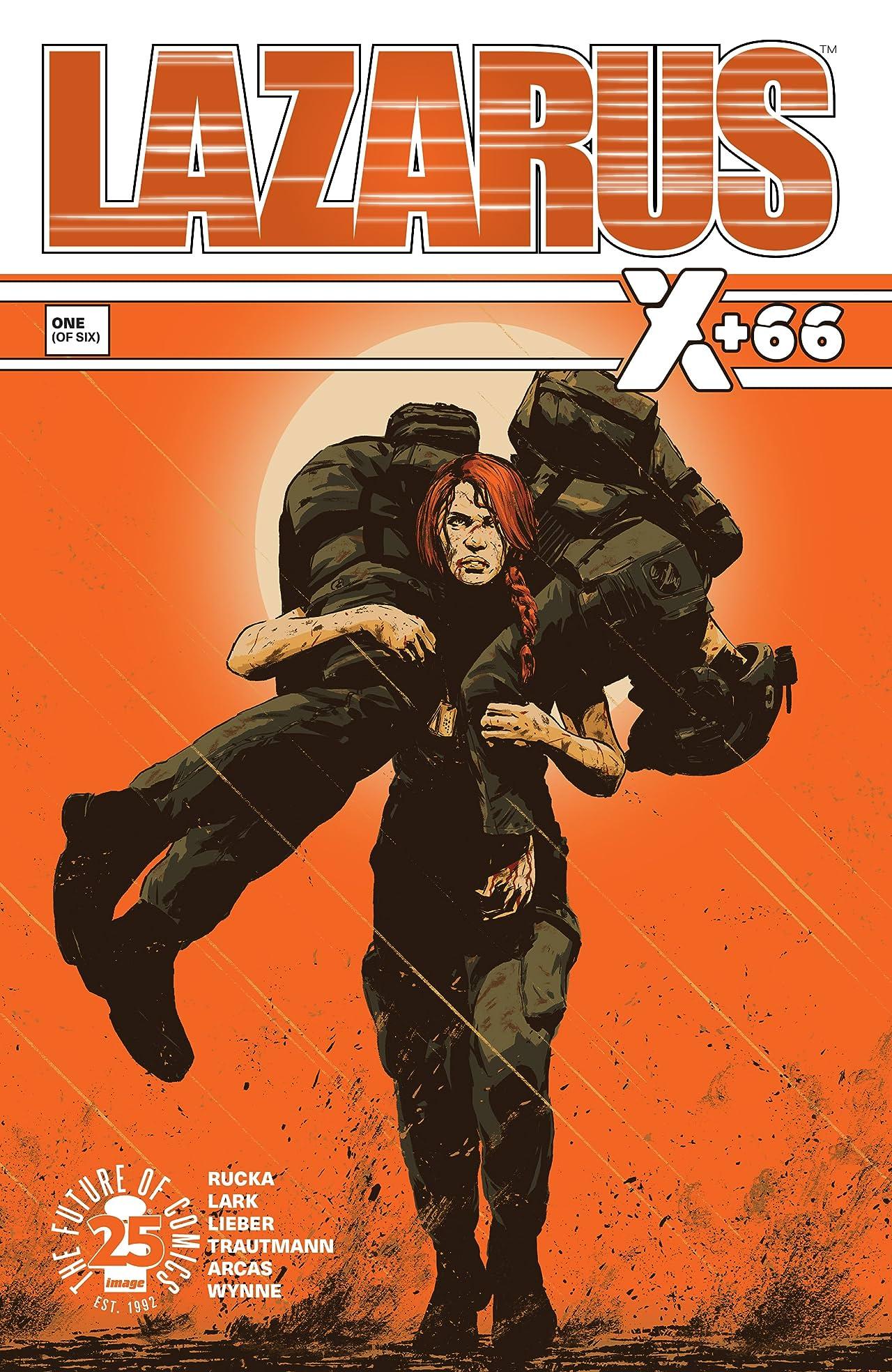 Lazarus: X+66 #1 (of 6)