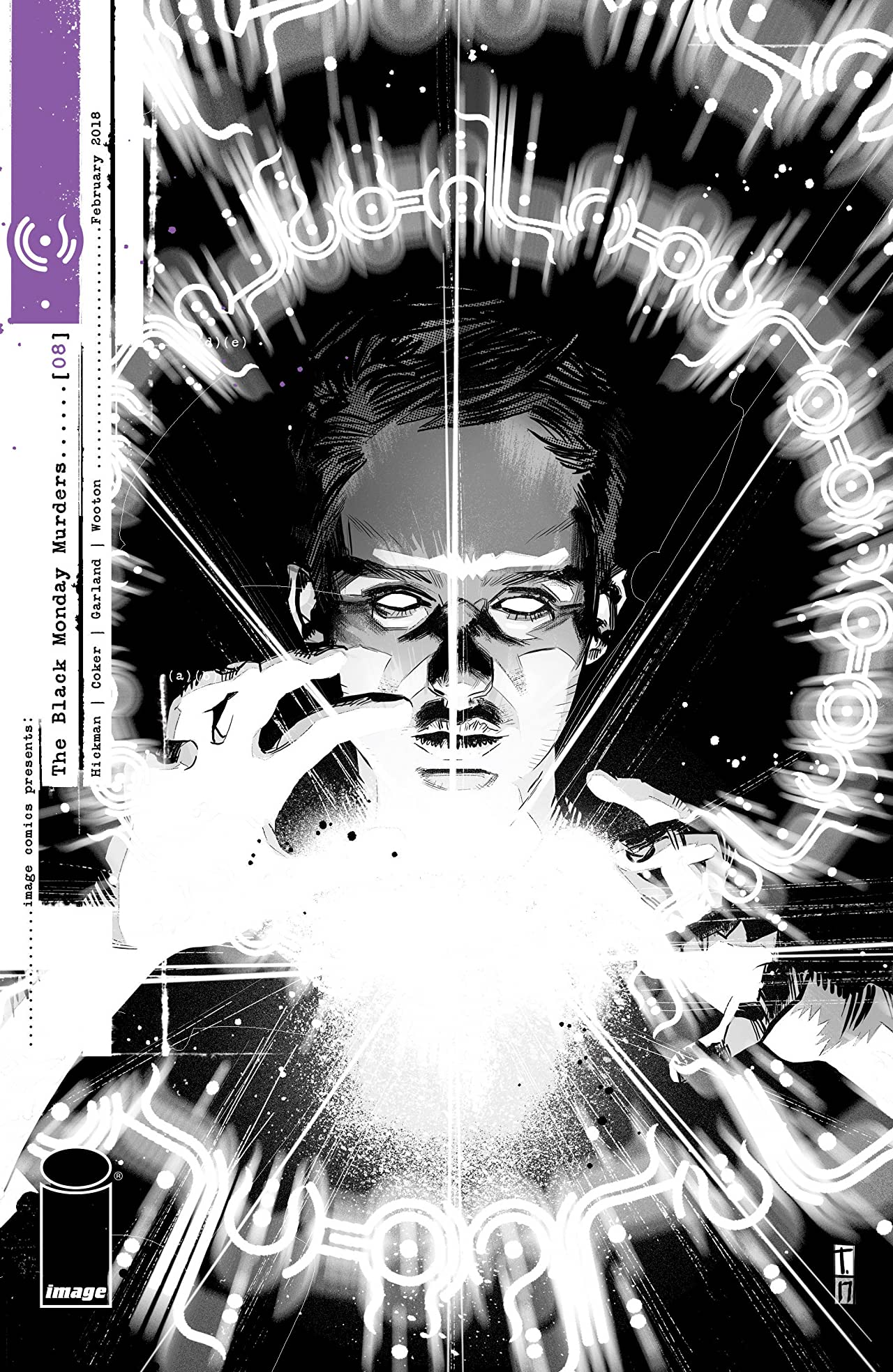 The Black Monday Murders No.8
