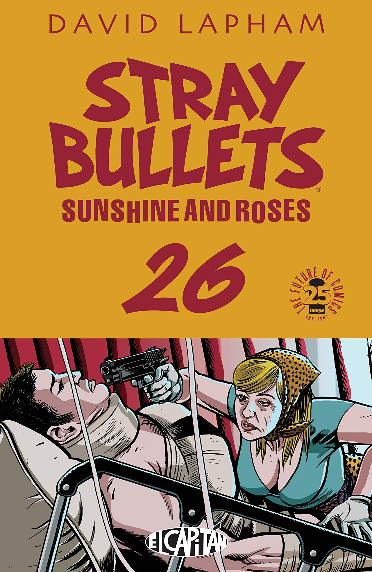 Stray Bullets: Sunshine & Roses #26