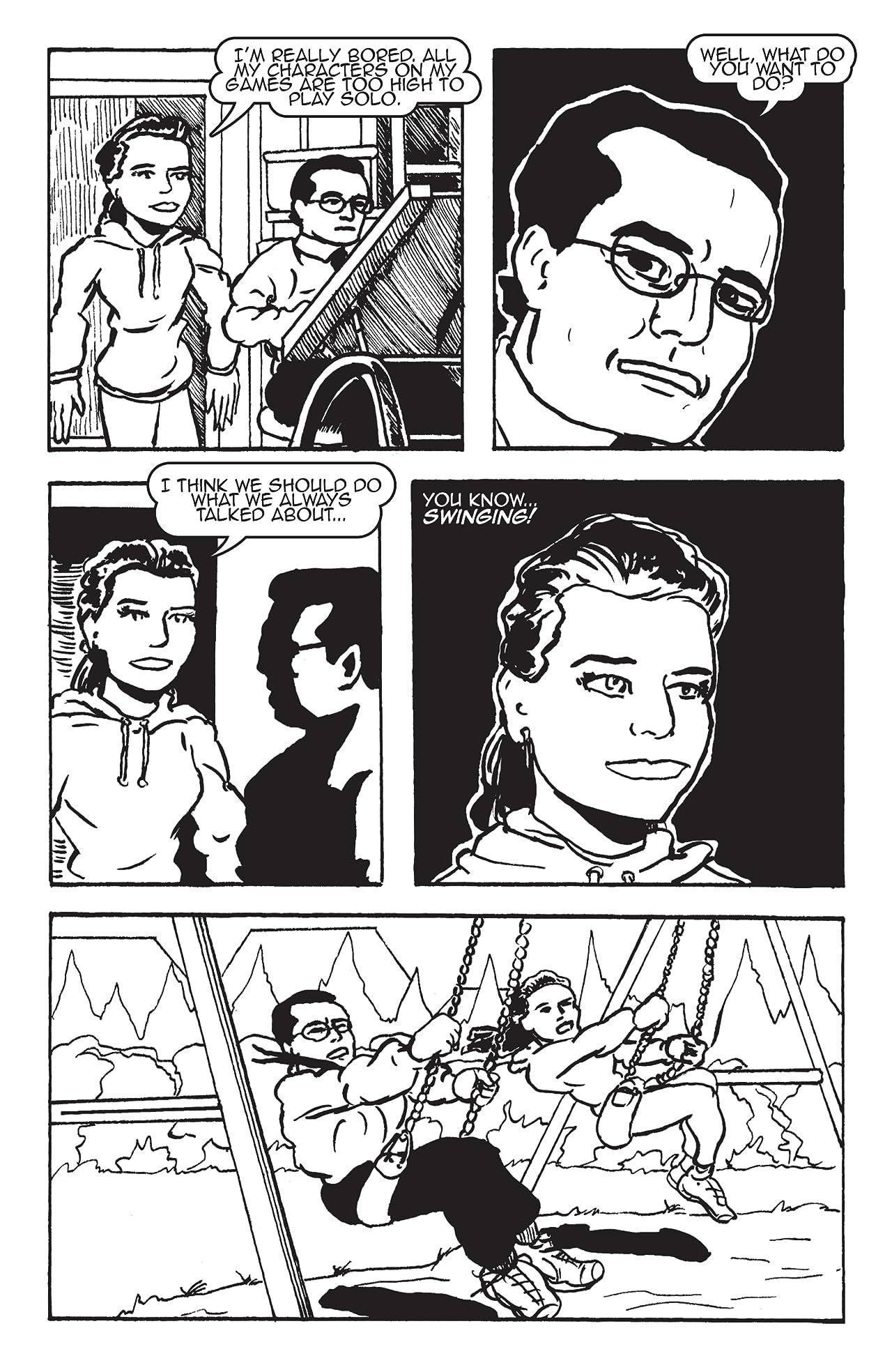 The Schlub Vol. 2: Death by Drawing