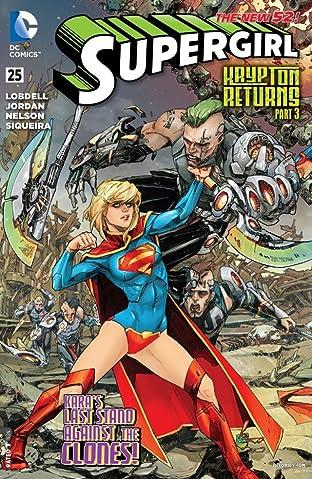 Supergirl (2011-2015) #25