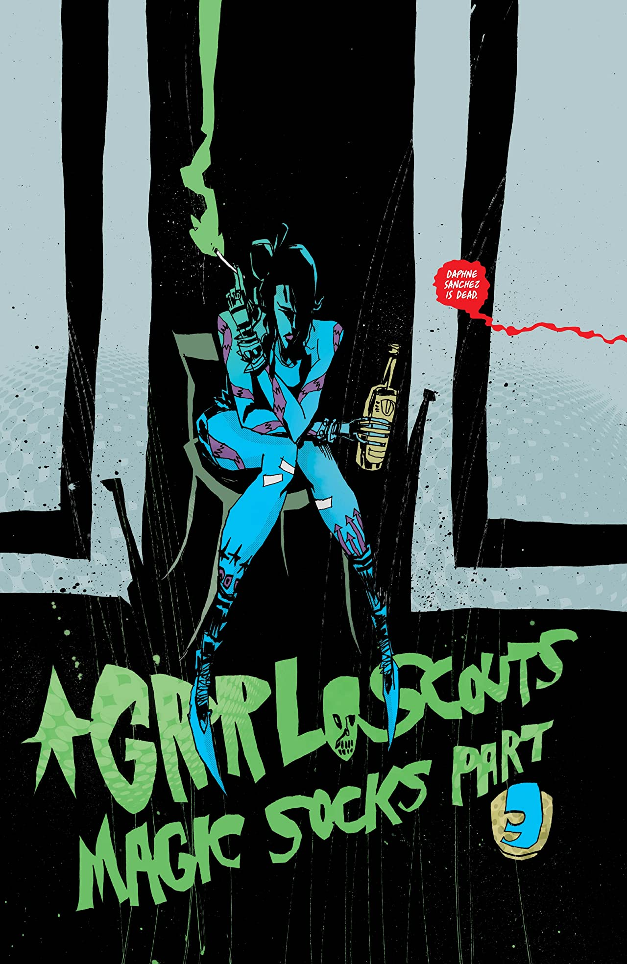 Grrl Scouts: Magic Socks #3