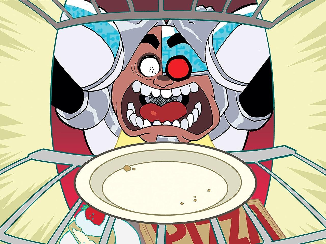 Teen Titans Go! (2013-) #1
