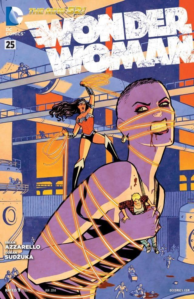 Wonder Woman (2011-2016) #25