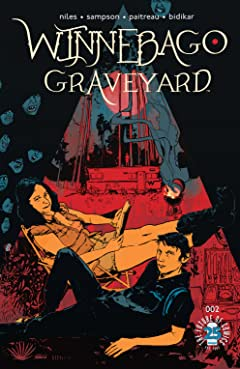 Winnebago Graveyard No.2 (sur 4)