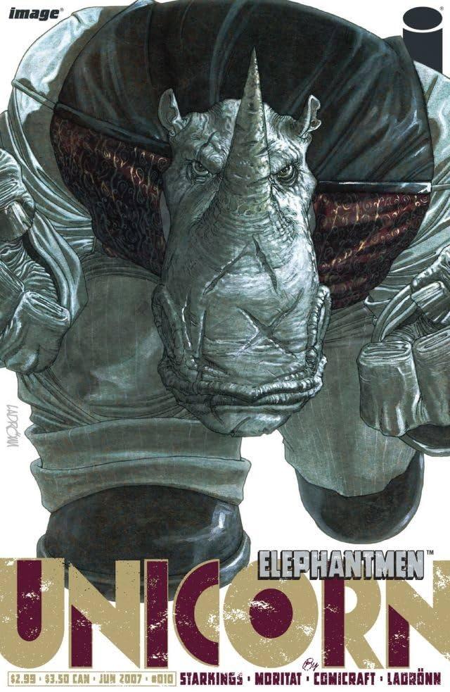 Elephantmen #10