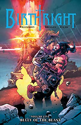 Birthright Vol. 5: Belly of the Beast
