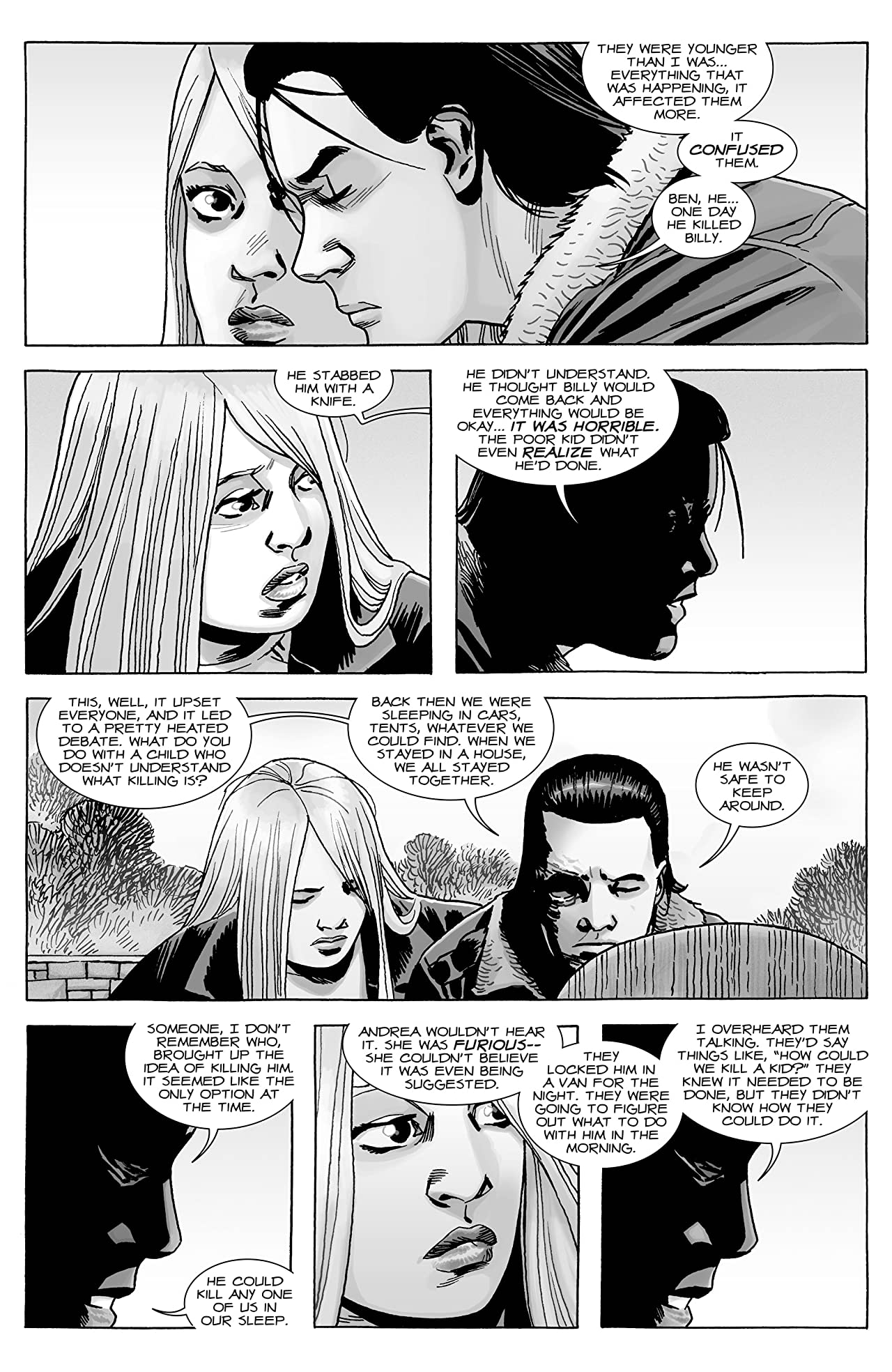The Walking Dead #169