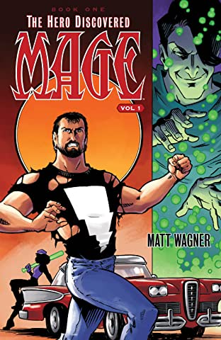 Mage Vol. 1: The Hero Discovered (2017)